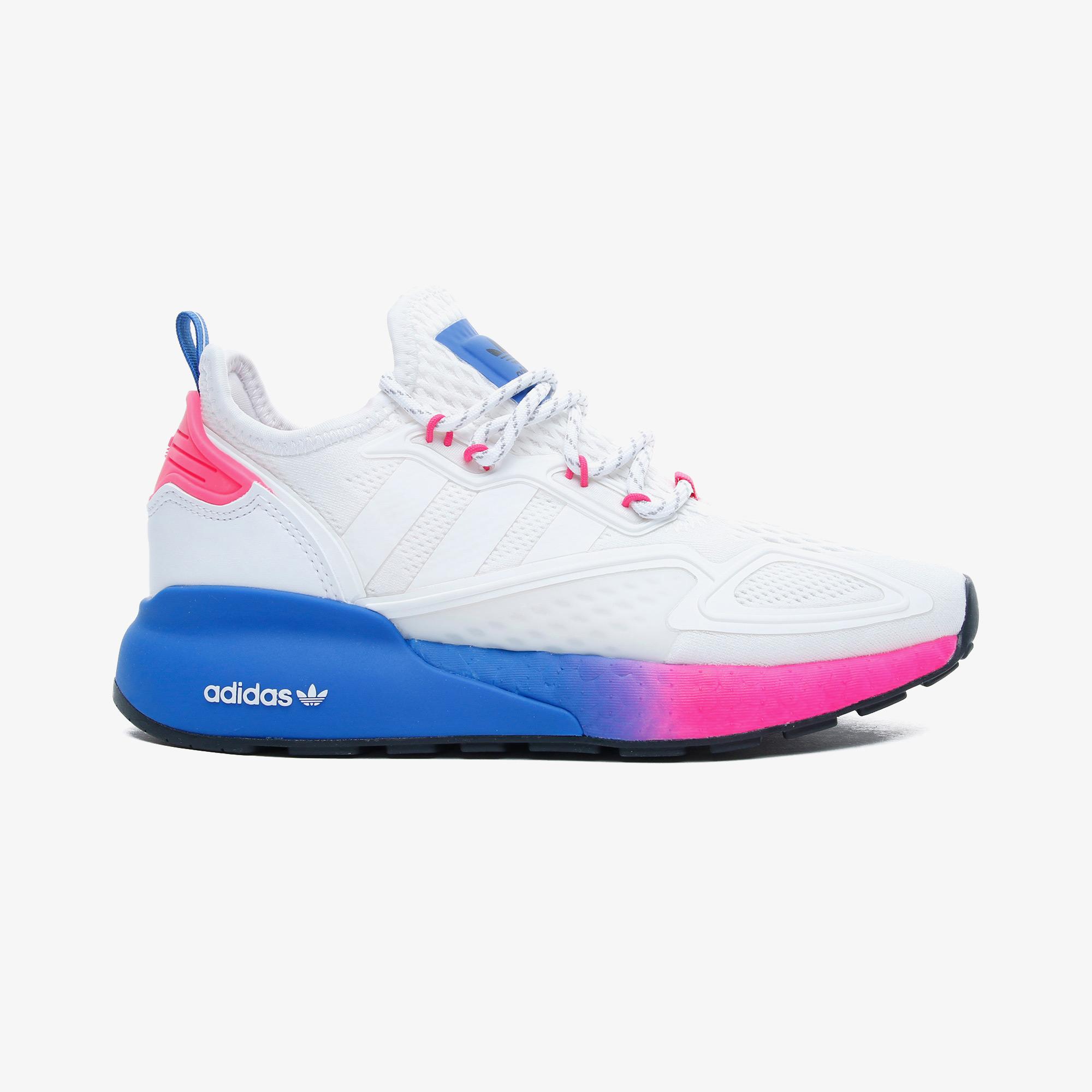 adidas ZX 2K Boost Kadın Beyaz Spor Ayakkabı
