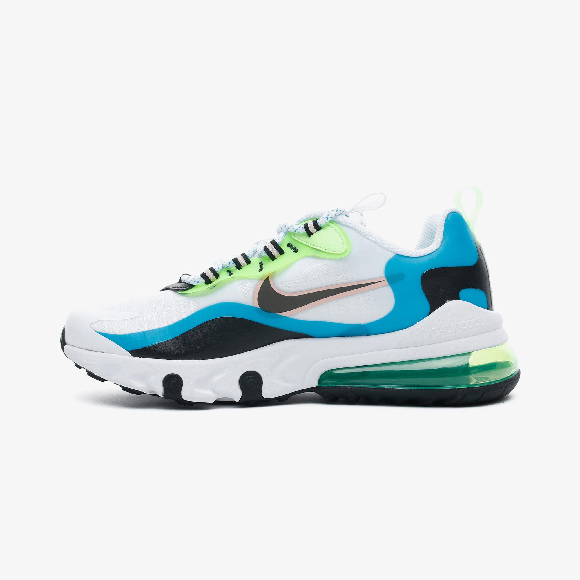 Nike Air Max 270 React Se Kadın Yeşil Spor Ayakkabı