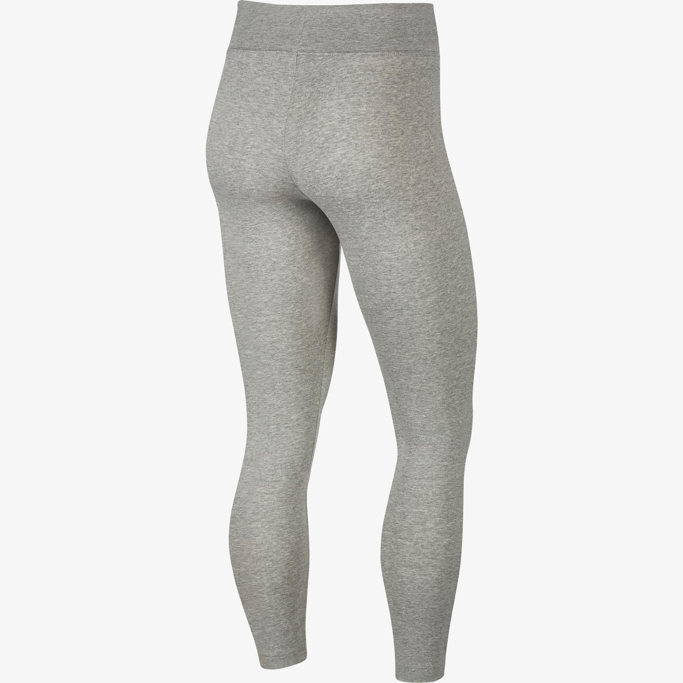 Nike Sportswear Legasee Kadın Gri Tayt