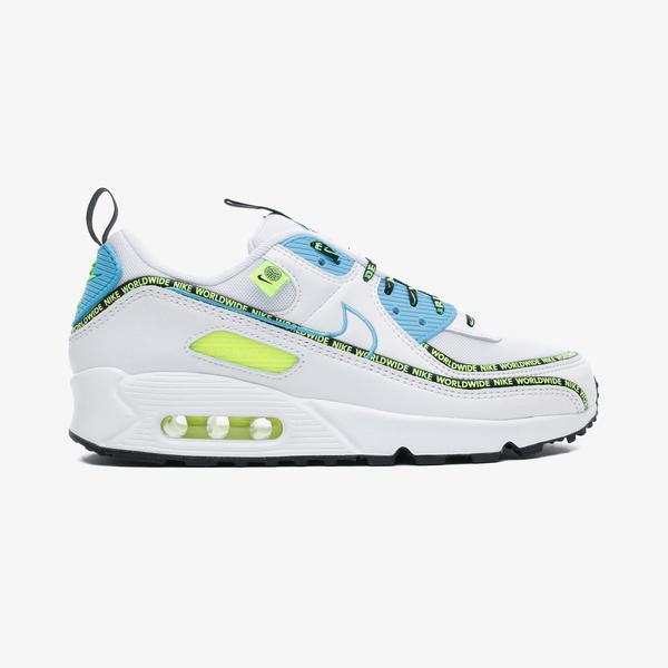 Nike Air Max 90 Se Erkek Beyaz Spor Ayakkabı