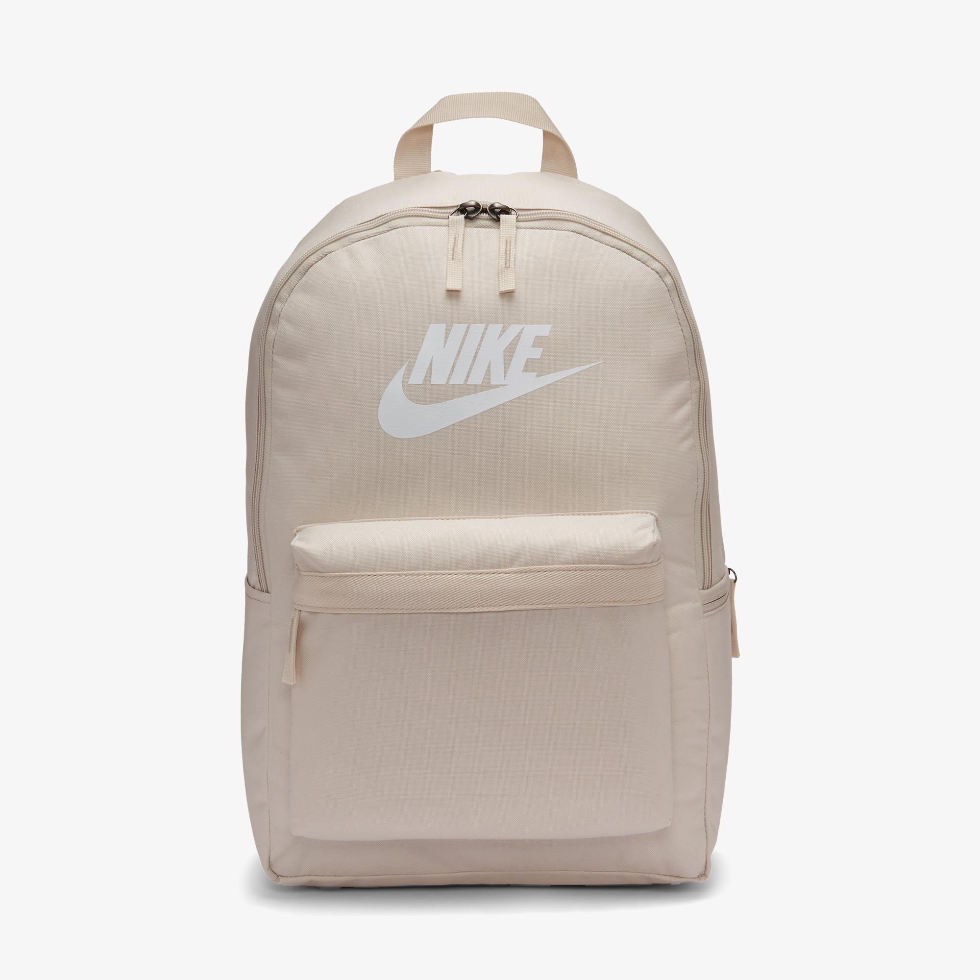 Nike Heritage 2.0 Unisex Bej Sırt Çantası