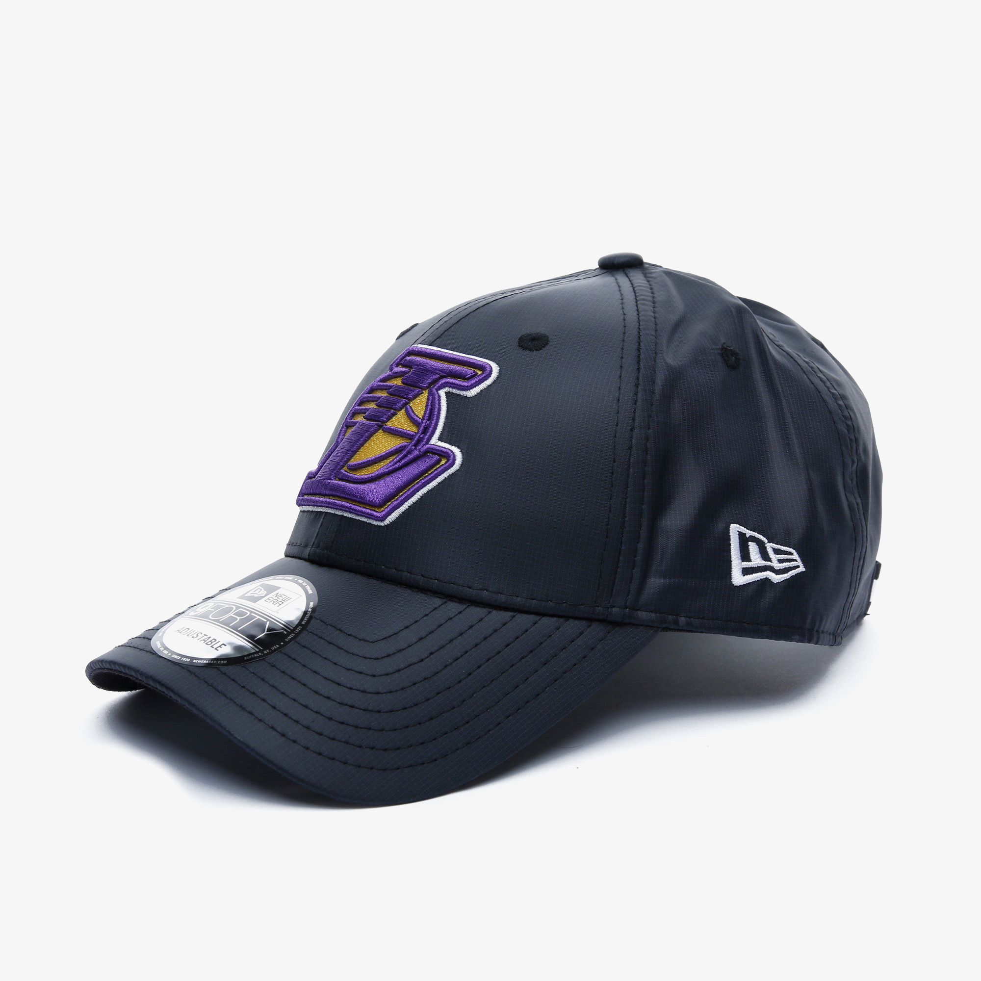 New Era Team Ripstop 9Forty Los Angeles Lakers Unisex Mor Şapka