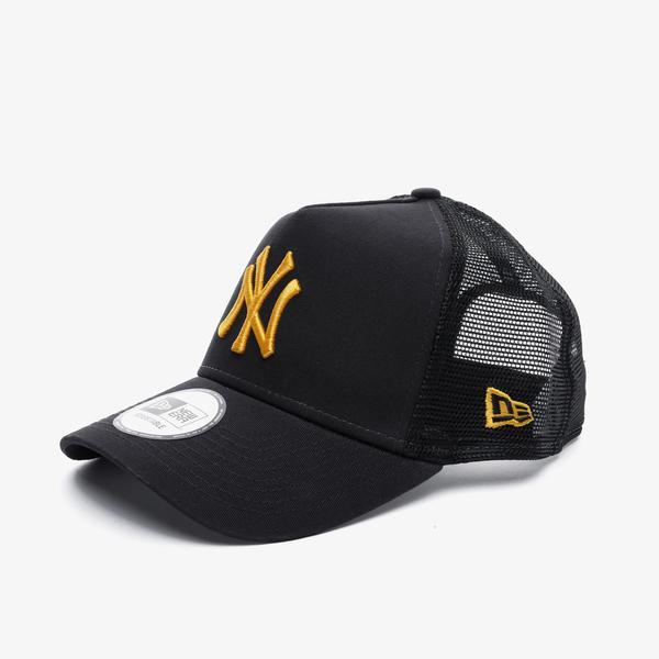 New Era League Essential Af Trucker New York Yankees Unisex Lacivert Şapka