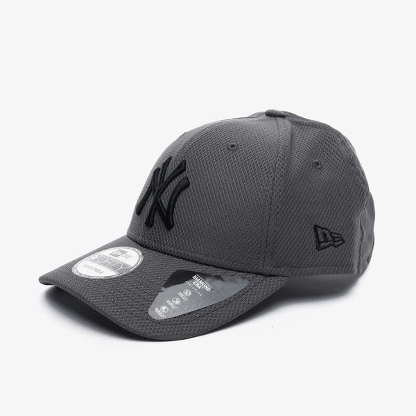 New Era Diamond Era Essential 9Forty New York Yankees Unisex Gri Şapka