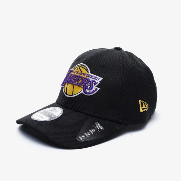 New Era Diamond Era Essential 9Forty Los Angeles Lakers Unisex Siyah Şapka