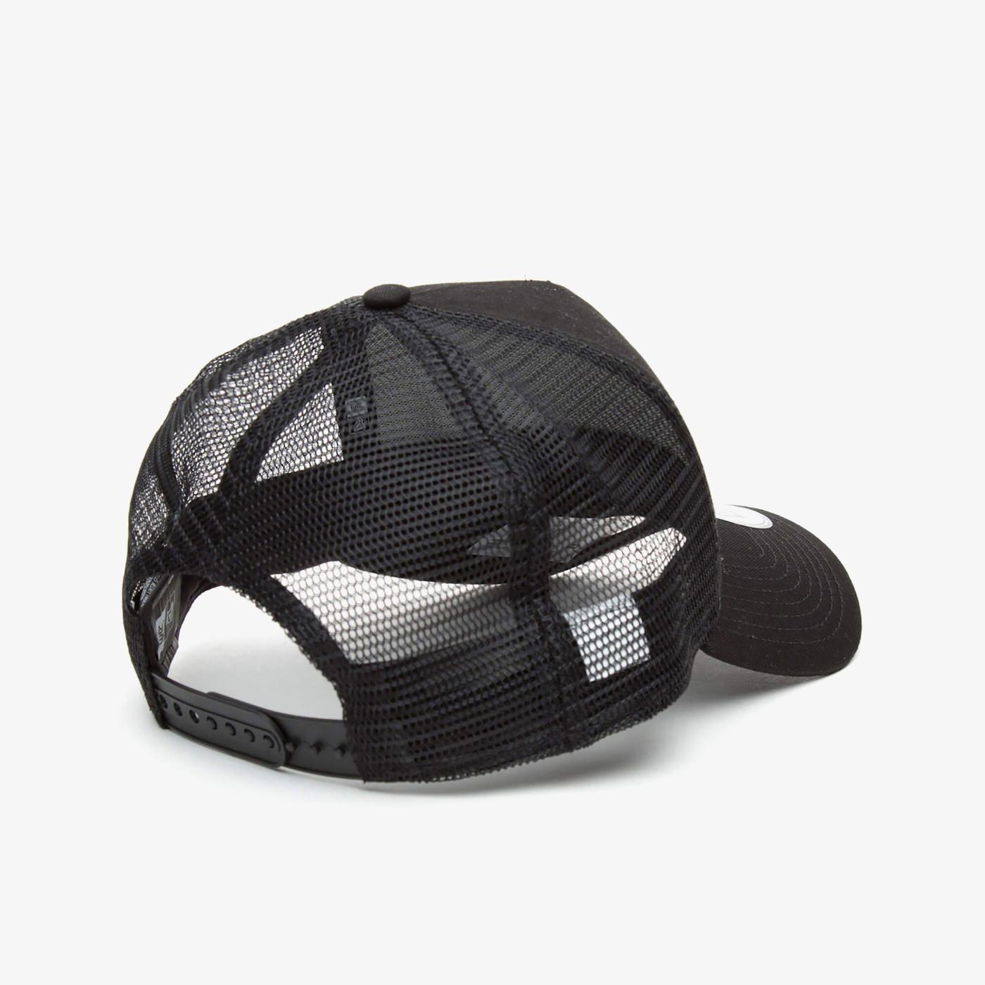 New Era Coopstown Hertiage Unisex Siyah Şapka