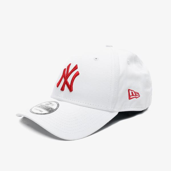 New Era New York Yankees 940 Unisex Beyaz Şapka