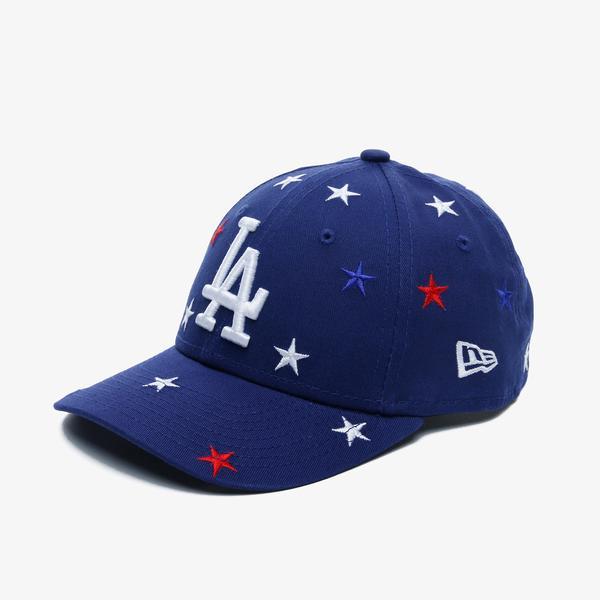 New Era Los Angeles Dodgers 940 Çocuk Lacivert Şapka