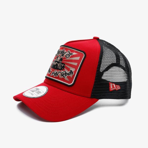 New Era Çocuk Kırmızı Şapka