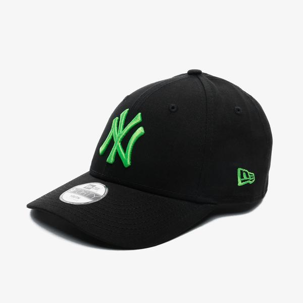 New Era New York Yankees 940 Unisex Siyah Şapka