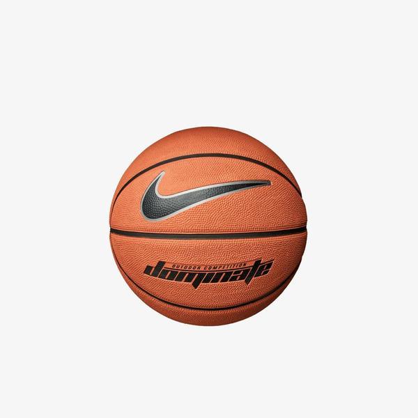 Nike Dominate 8P Kahverengi Basketbol Topu