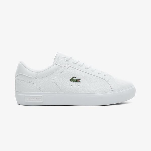 Lacoste Powercourt 0721 2 Sfa Kadın Beyaz Spor Ayakkabı