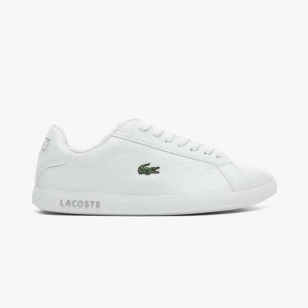 Lacoste Graduate Bl 21 1 Sfa Kadın Beyaz Spor Ayakkabı