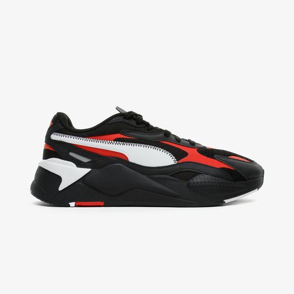 Puma RS-X³ Hard Drive Erkek Siyah Spor Ayakkabı