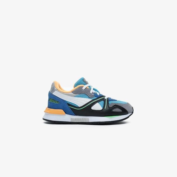 Puma Mirage Mox Vision Çocuk Mavi Spor Ayakkabı