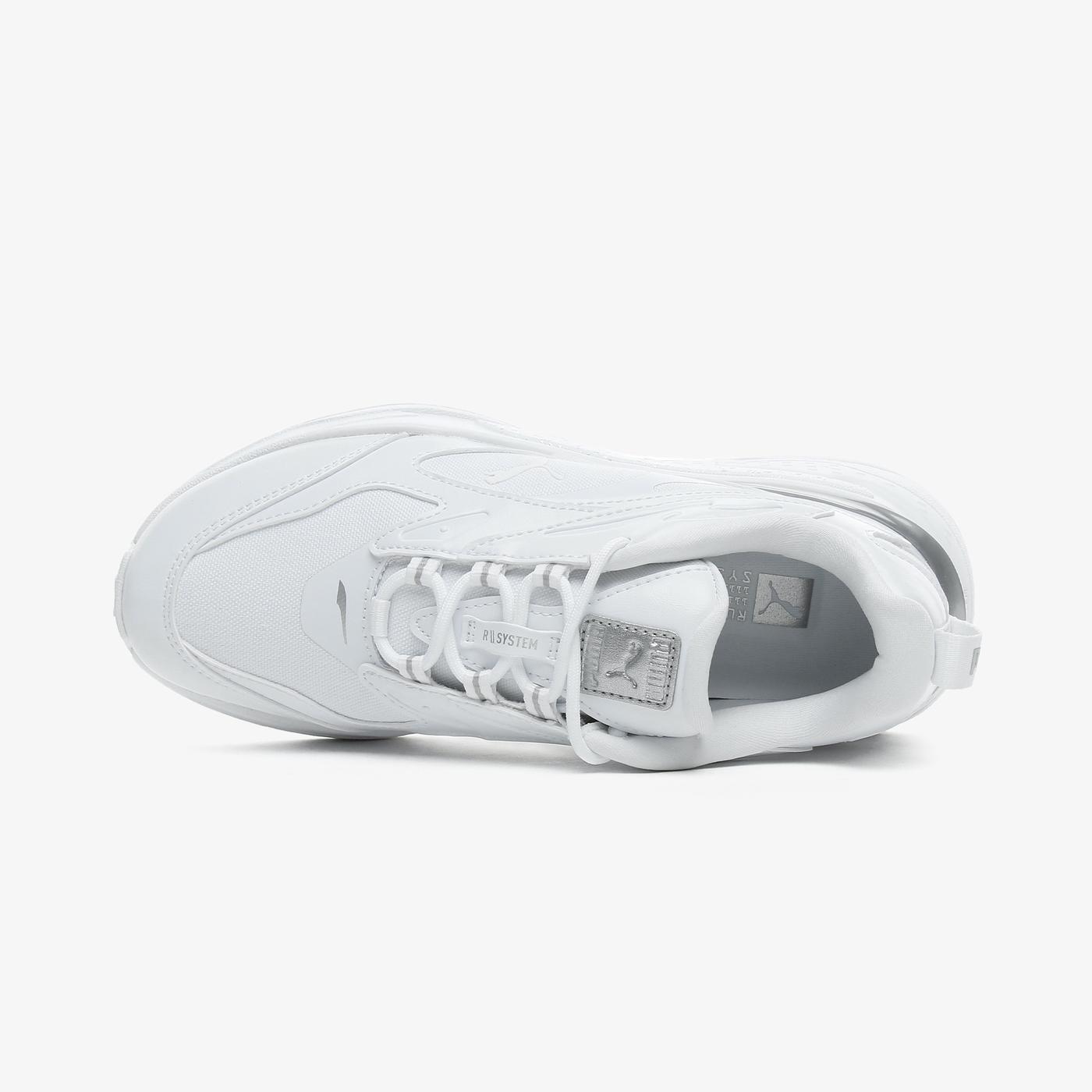 Puma RS-Fast Sunset Kadın Beyaz Spor Ayakkabı