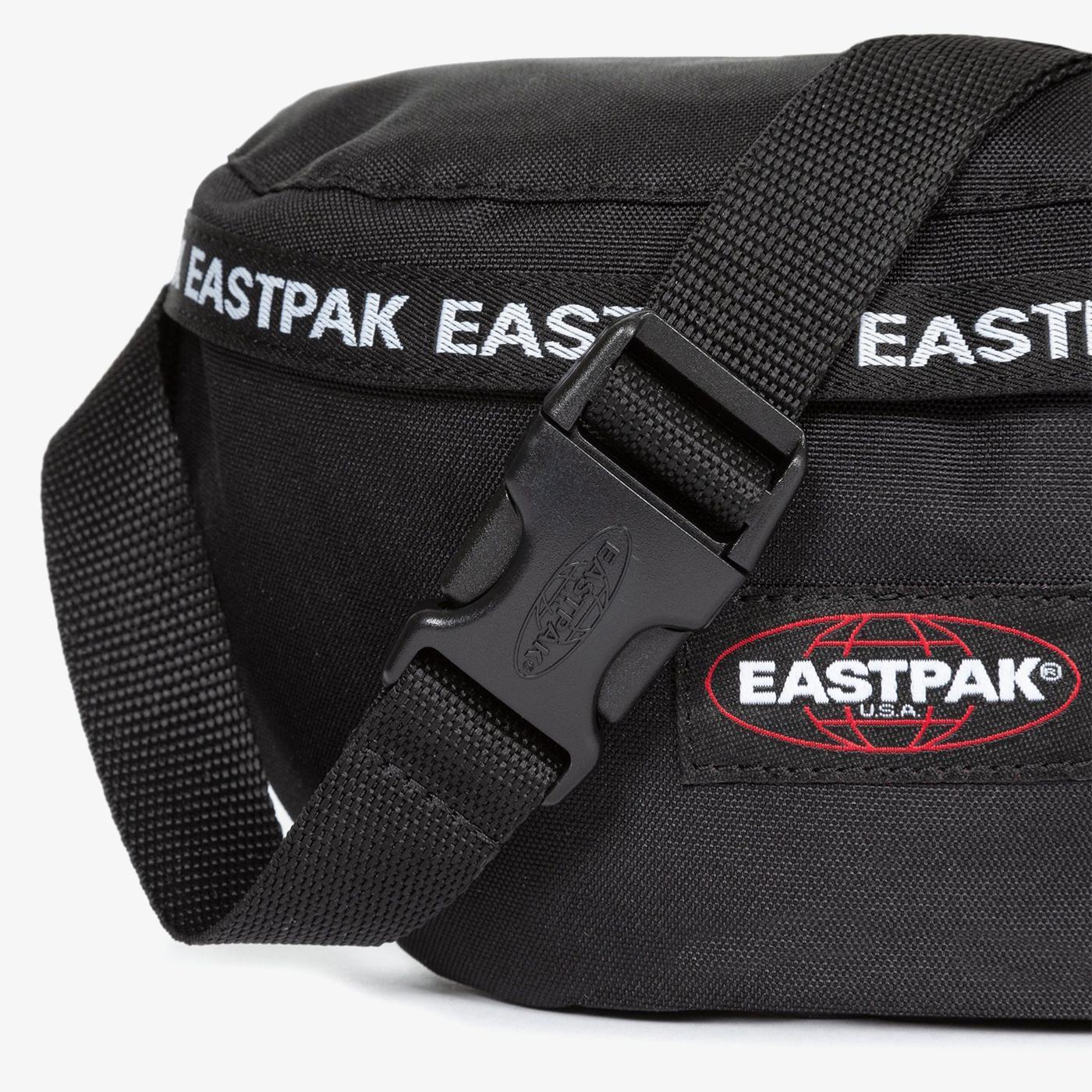 Eastpak Springer Unisex Siyah Bel Çantası