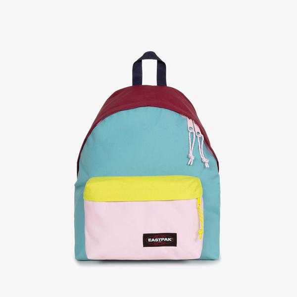 Eastpak Padded Zippl'R + Color Blocked Water Unisex Renkli Sırt Çantası
