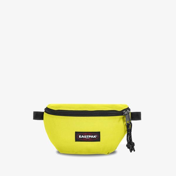 Eastpak Springer Spring Lime Unisex Sarı Bel Çantası