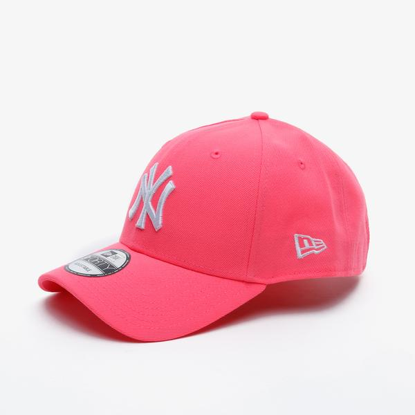 New Era New York Yankees Unisex Pembe Şapka