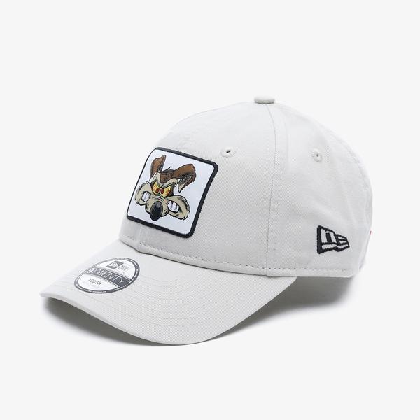 New Era Looney Tunes Roadrunner Çocuk Beyaz Şapka