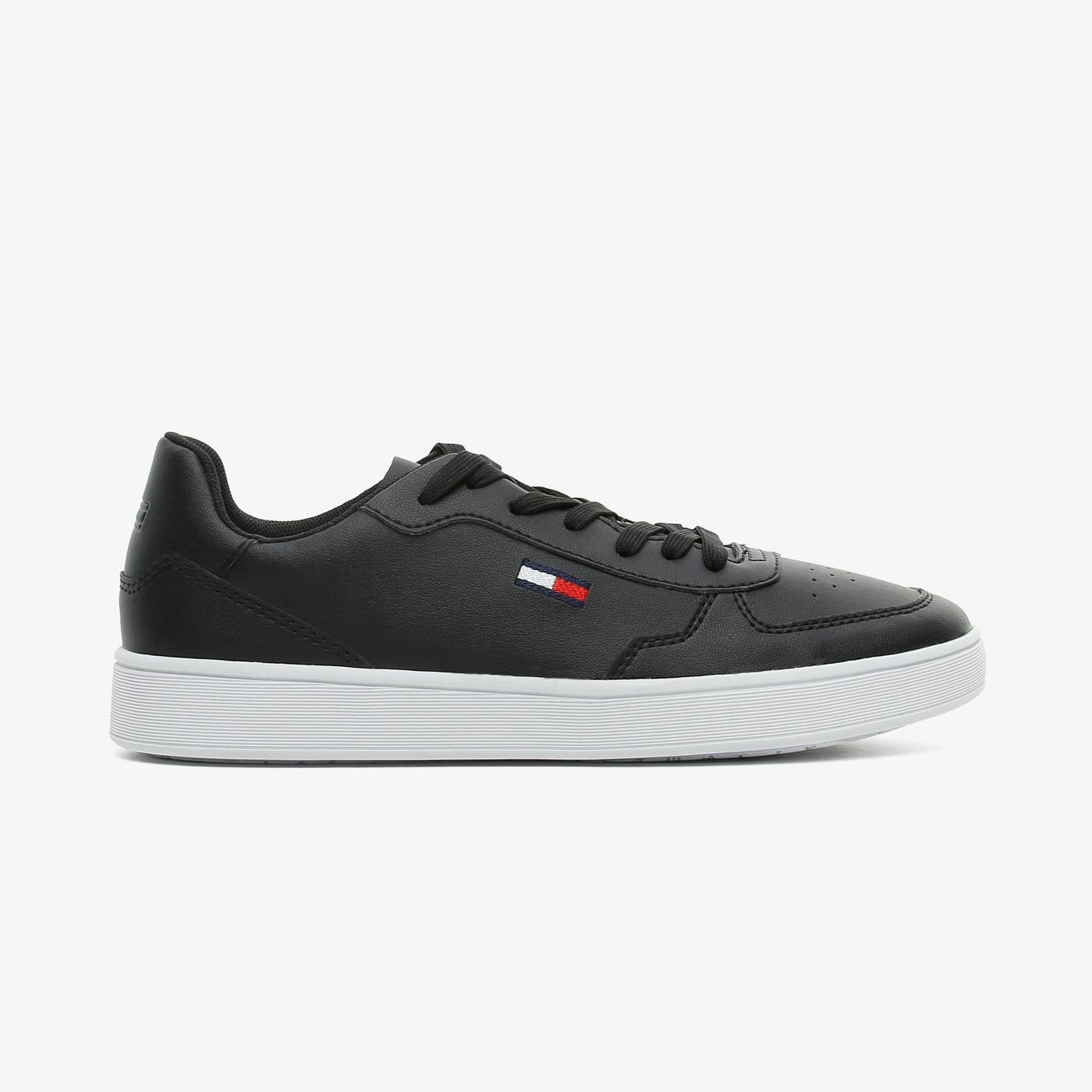 Tommy Hilfiger Tommy Jeans Cupsole Kadın Siyah Spor Ayakkabı