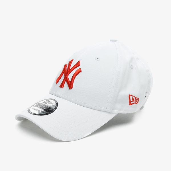 New Era League Essential 9Forty Neyyan Unisex Beyaz Şapka