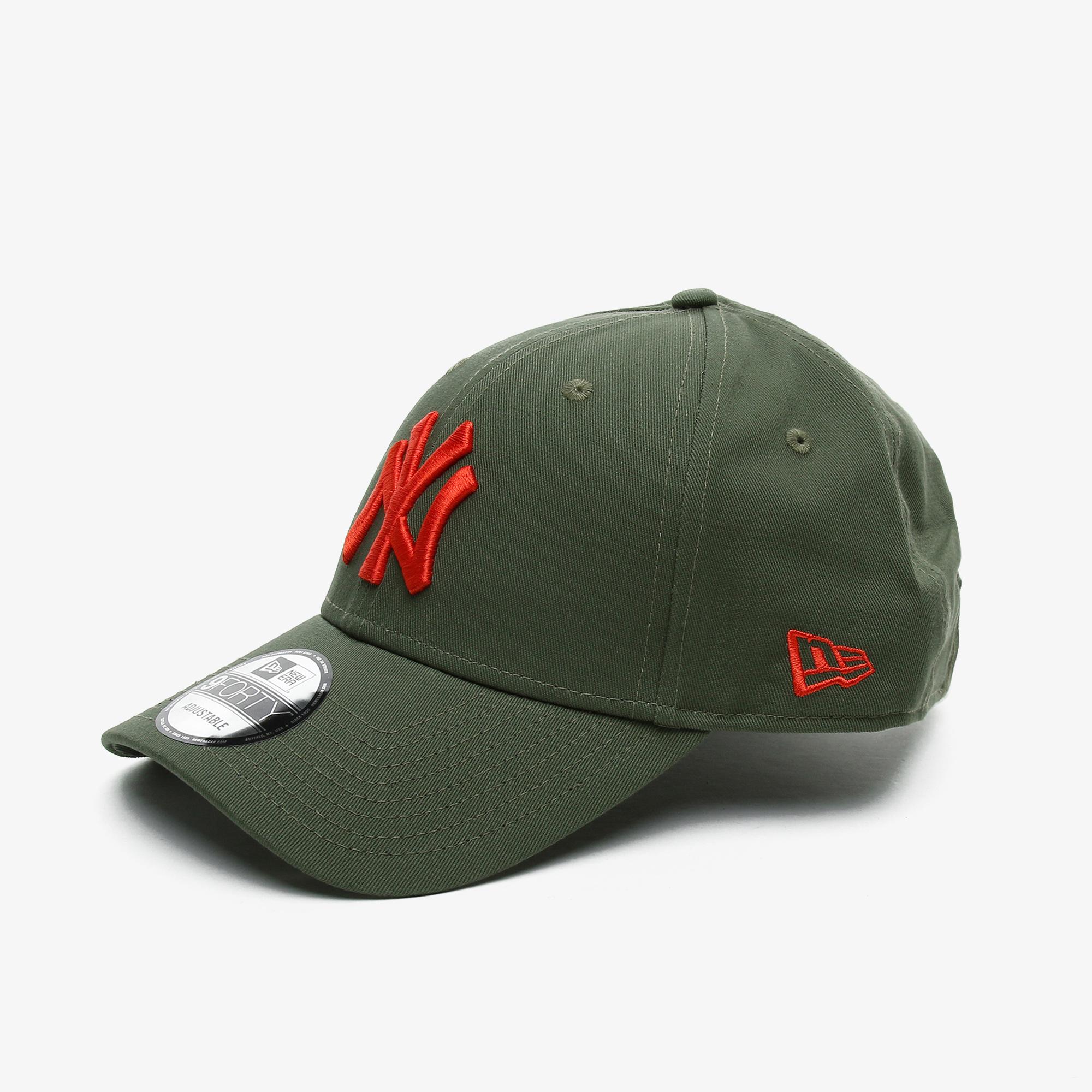 New Era League Essential 9Forty Neyyan Unisex Yeşil Şapka