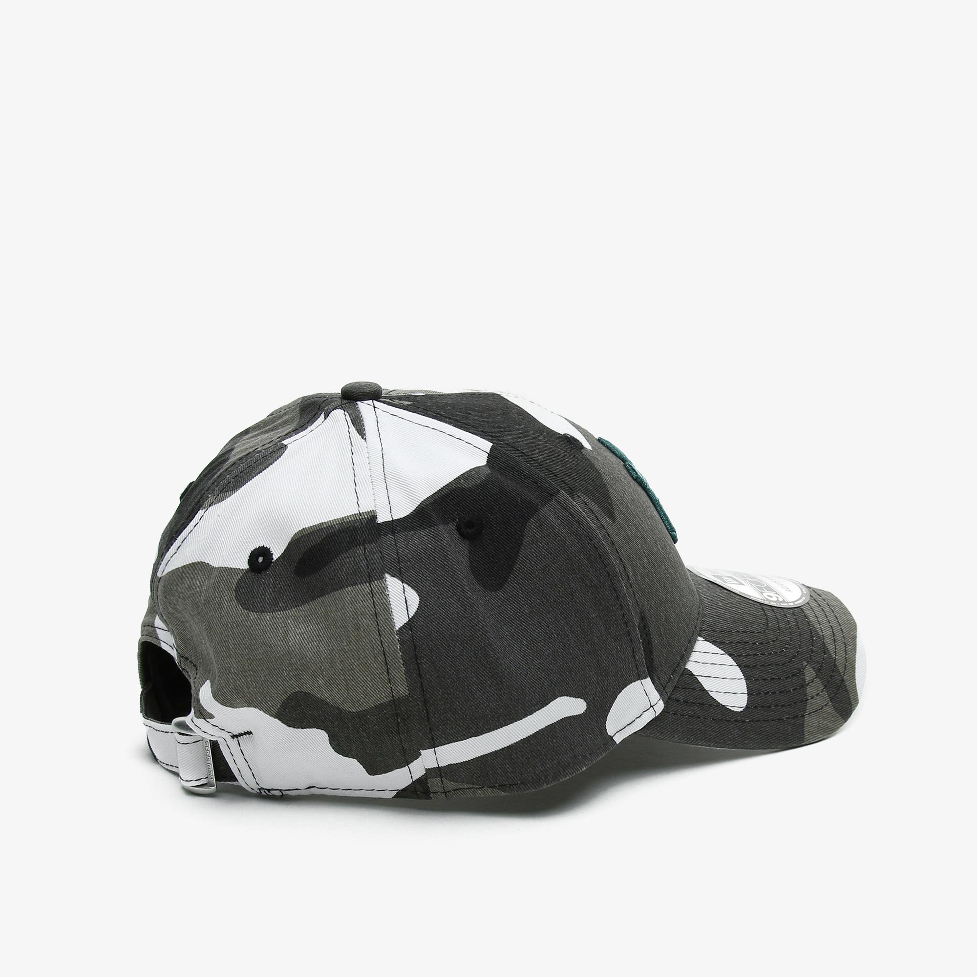 New Era All Over Camo 9Forty Neyyan Unisex Beyaz Şapka