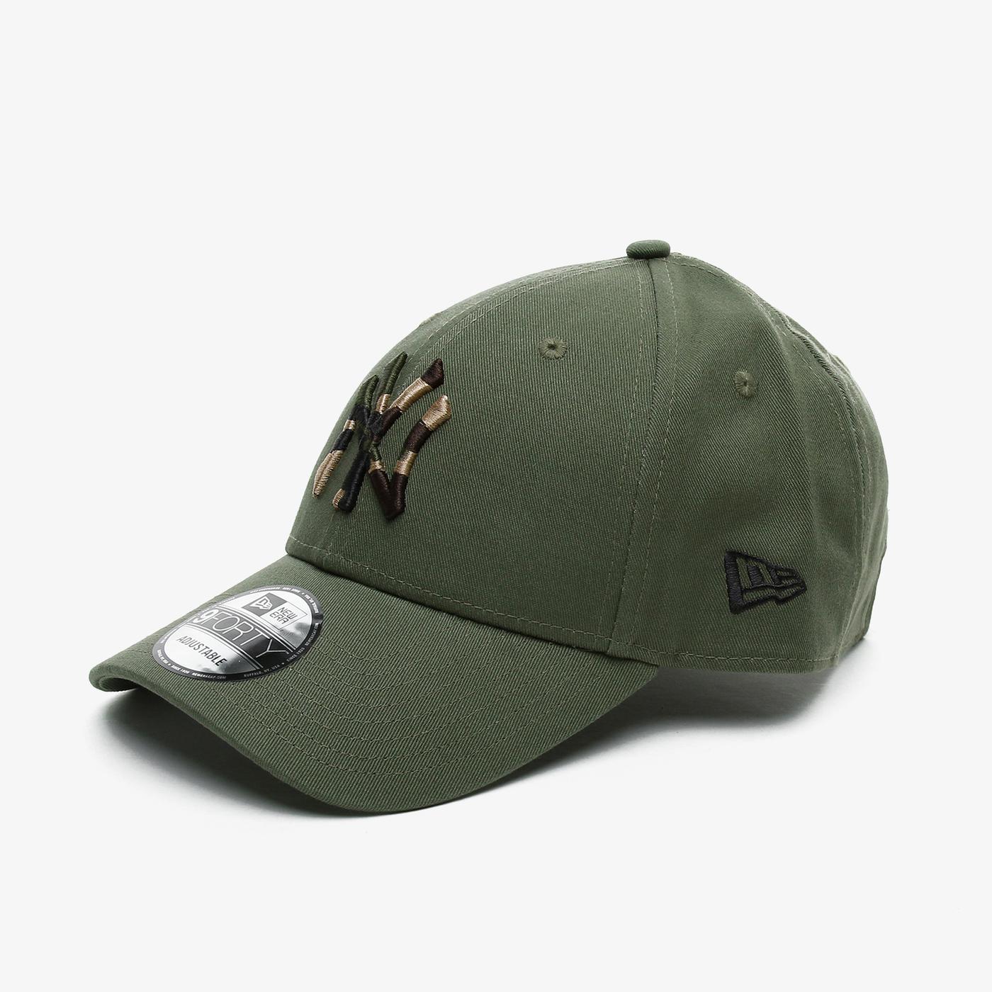 New Era Camo Infill 9Forty Neyyan Unisex Yeşil Şapka