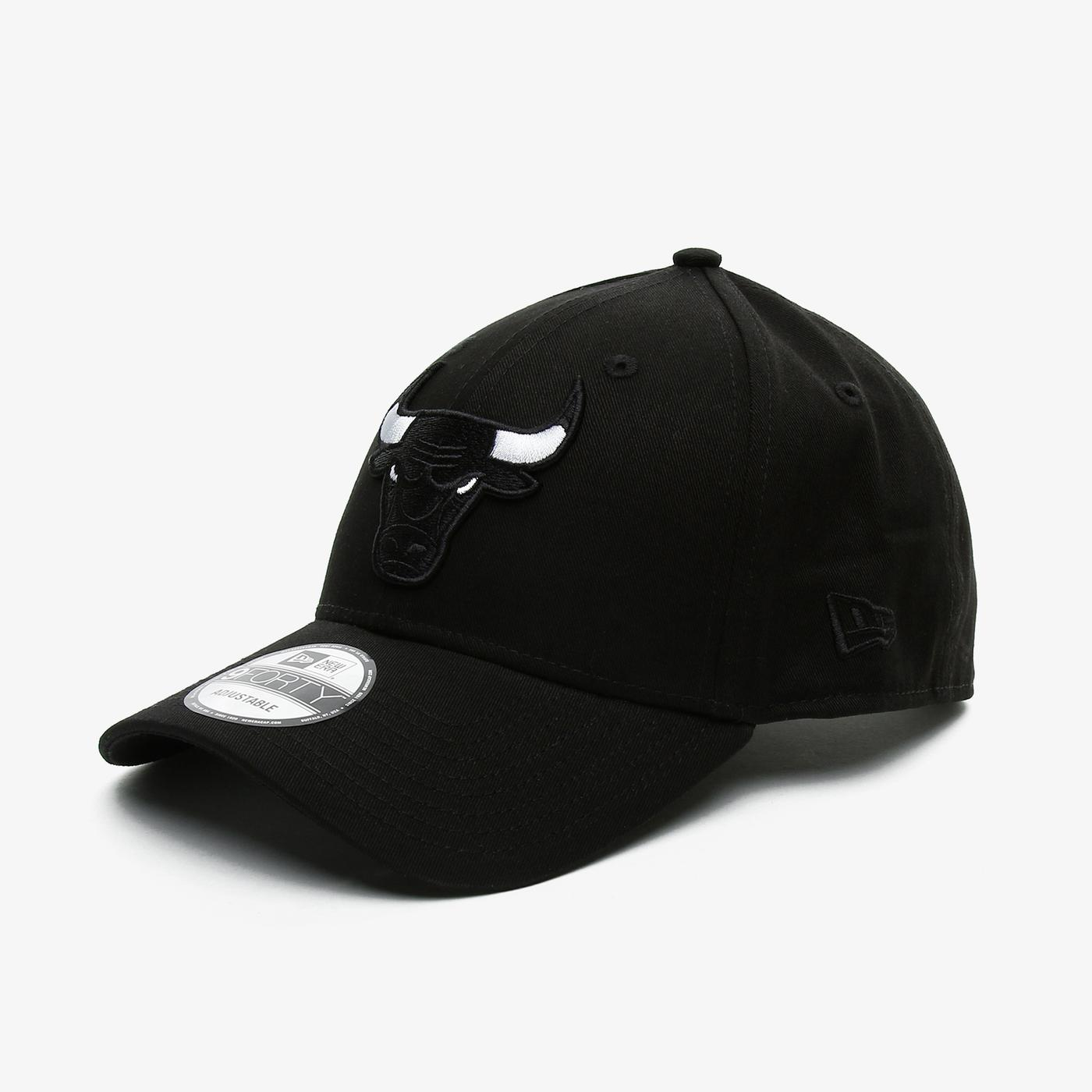 New Era Black Base 9Forty Snapback Chibul Unisex Siyah Şapka
