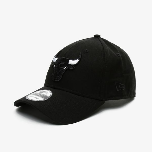 New Era Black Base 9Forty Snapback Chibul Unisex Siyah Şapka