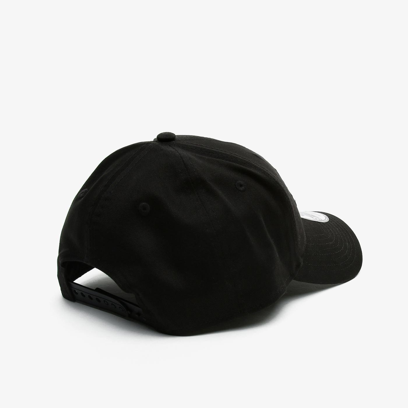 New Era Black Base 9Forty Snapback Loslak Unisex Siyah Şapka