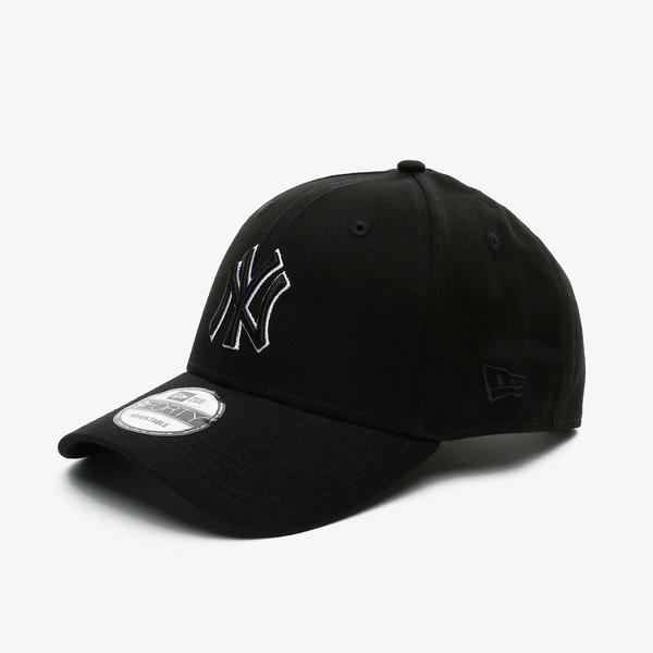 New Era Black Base 9Forty Snapback Neyyan Unisex Siyah Şapka