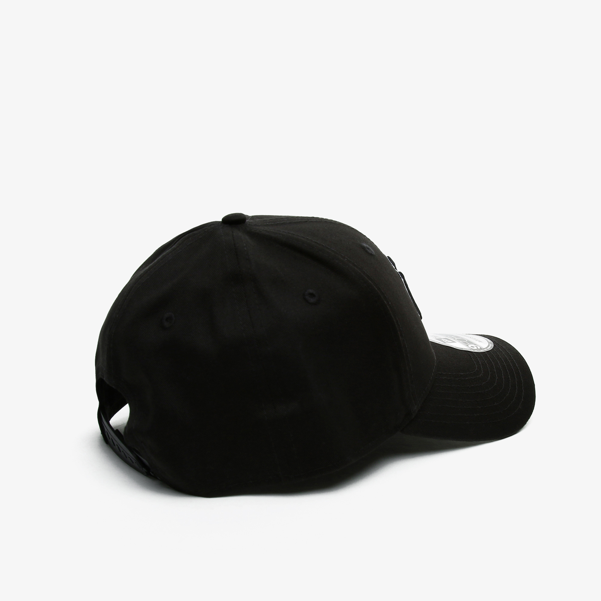 New Era Black Base 9Forty Snapback Neyyan Unisex Siyah Şapka