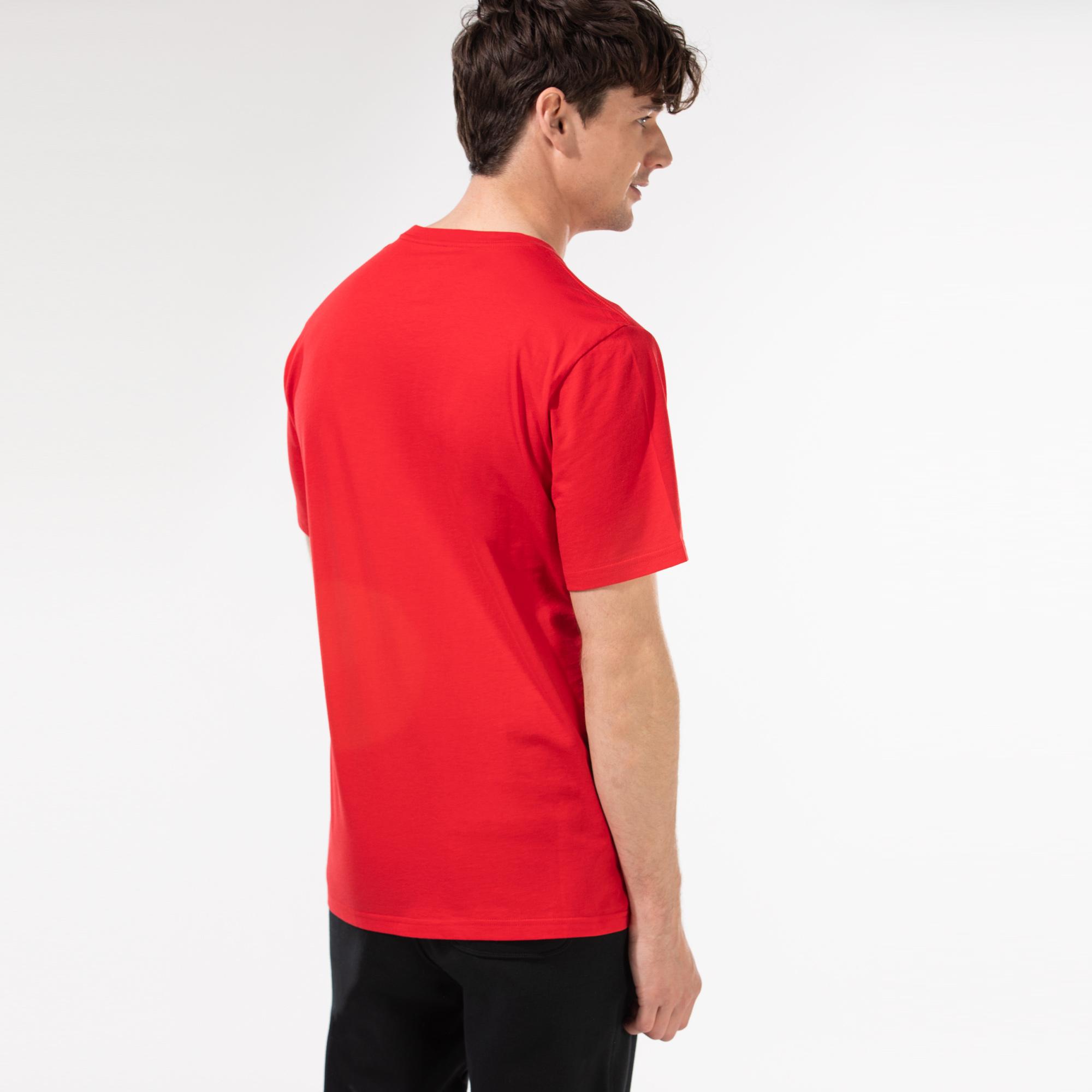 Converse Nova Chuck Patch Erkek Kırmızı T-Shirt