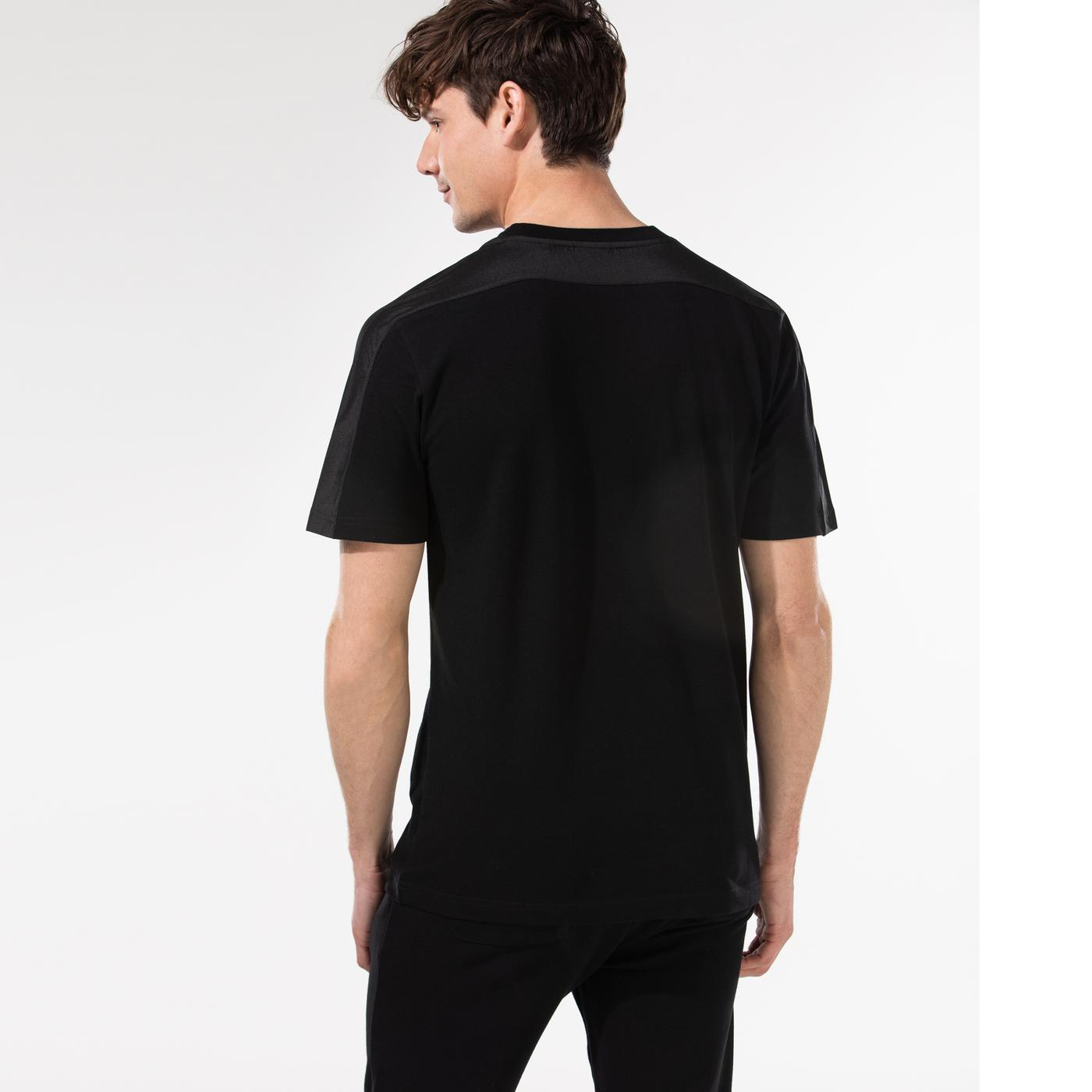 Skechers Graphic Erkek Siyah T-Shirt