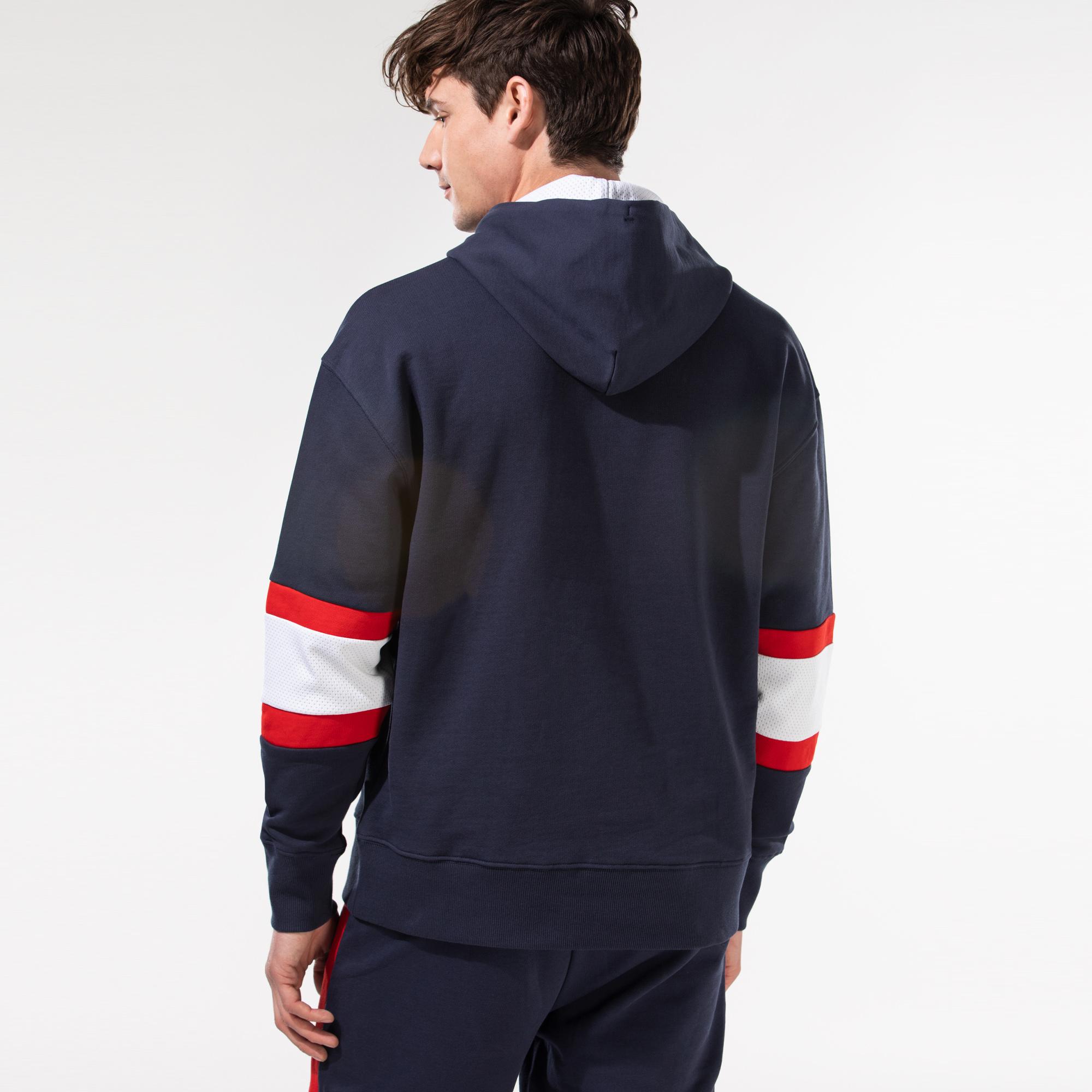 Tommy Hilfiger TJM RWB Erkek Lacivert Sweatshirt