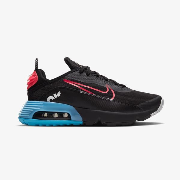 Nike Air Max 2090 Mesh Kadın Siyah Spor Ayakkabı