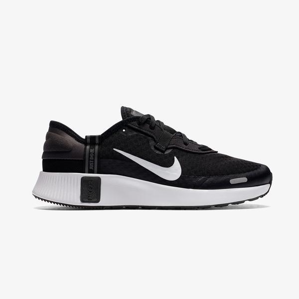 Nike Reposto Kadın Siyah Spor Ayakkabı