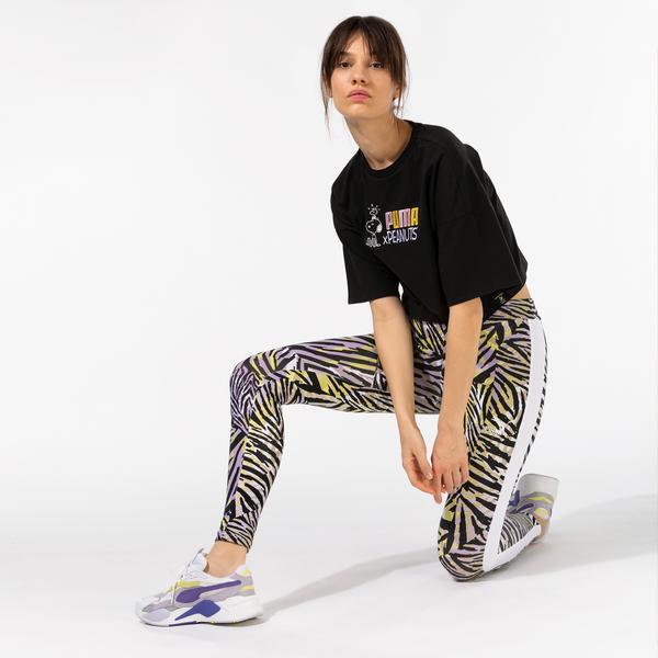 Puma CG MR Kadın Sarı Tayt