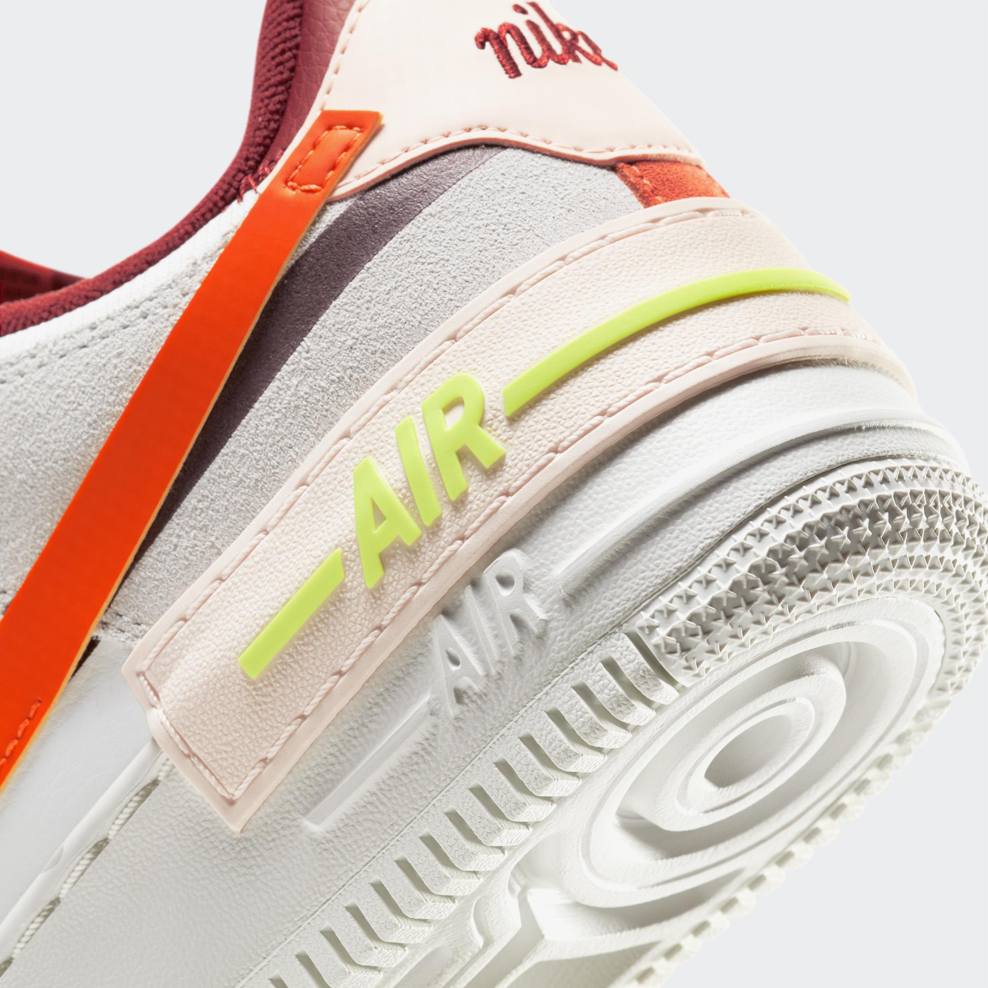 Nike Air Force 1 Shadow Kadın Pembe Spor Ayakkabı