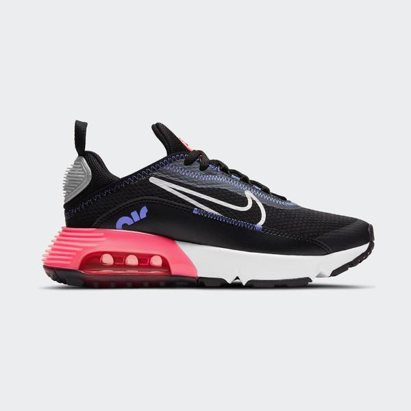 Nike Air Max 2090 Gs Kadın Siyah Spor Ayakkabı