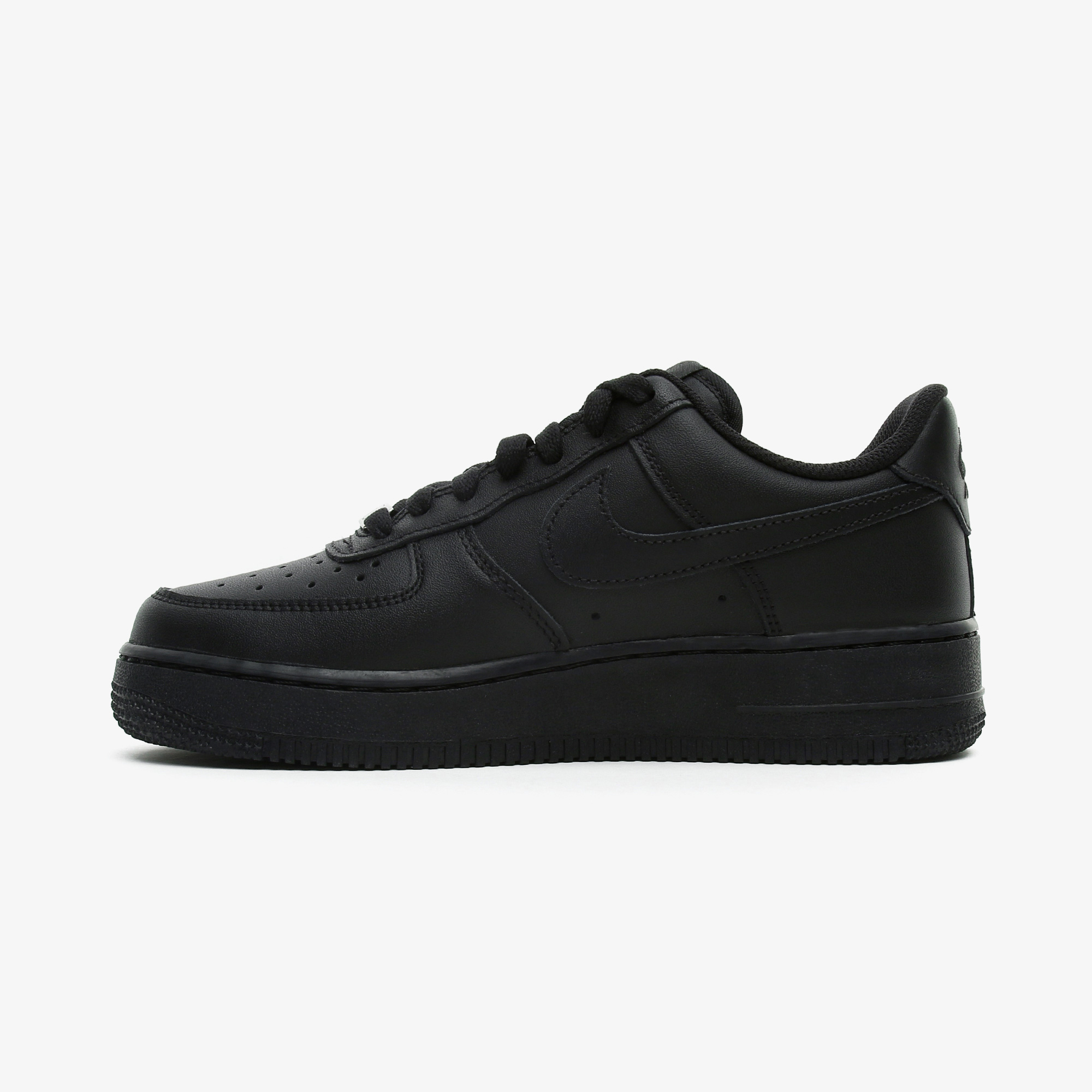 Nike Air Force 1  07 Kadın Siyah Spor Ayakkabı