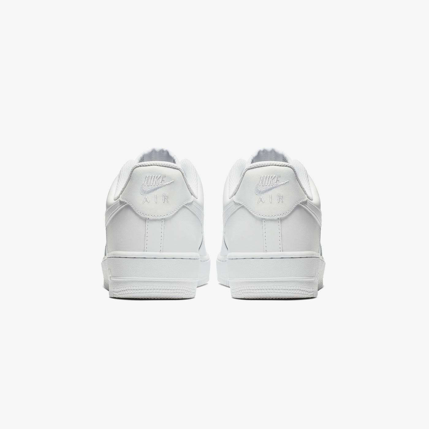 Nike Air Force 1 '07 SP21 Erkek Beyaz Spor Ayakkabı