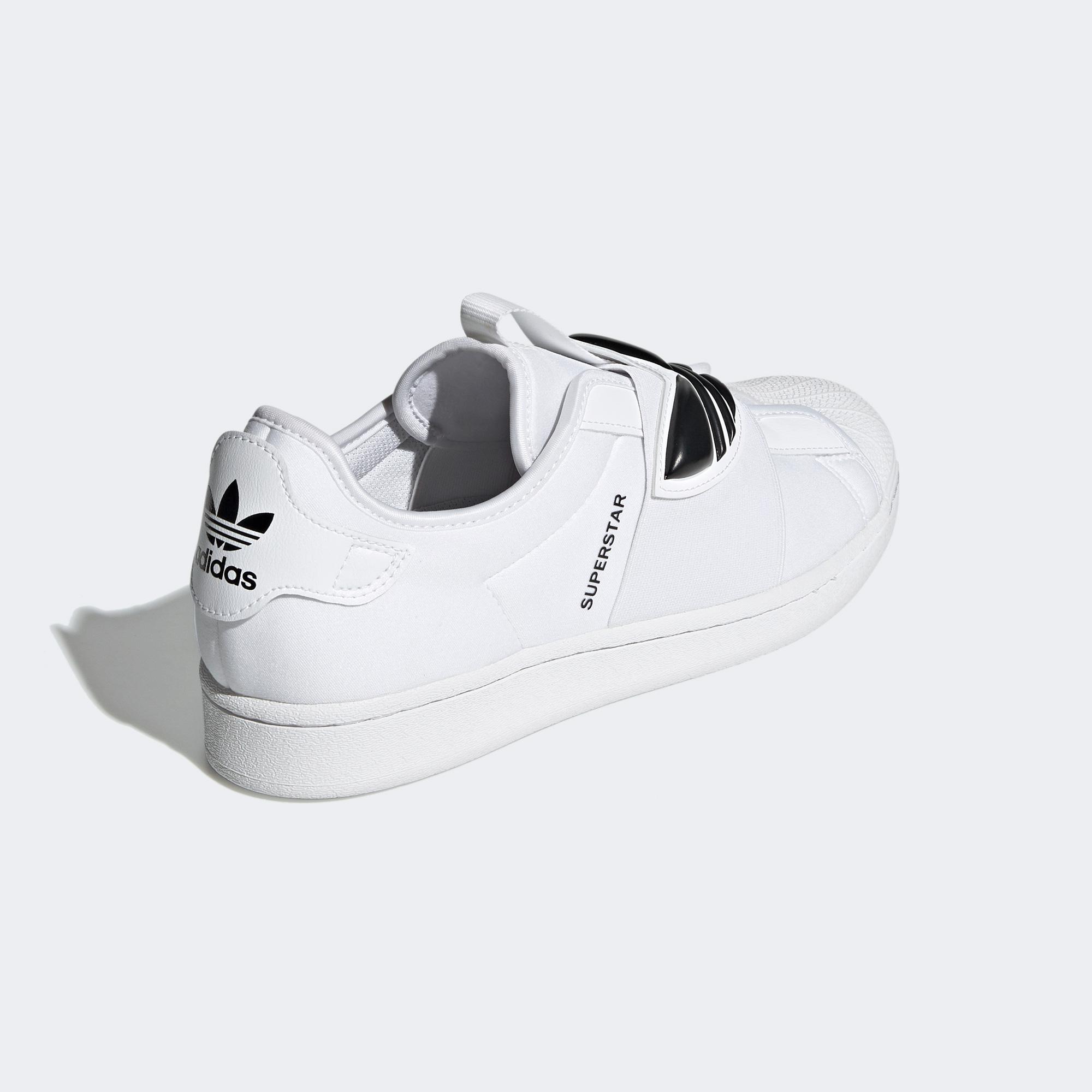 adidas Superstar Slipon Kadın Beyaz Spor Ayakkabı