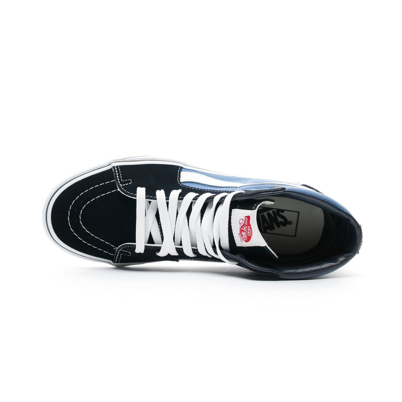 Vans Sk8-Hi Mavi - Siyah Erkek Sneaker