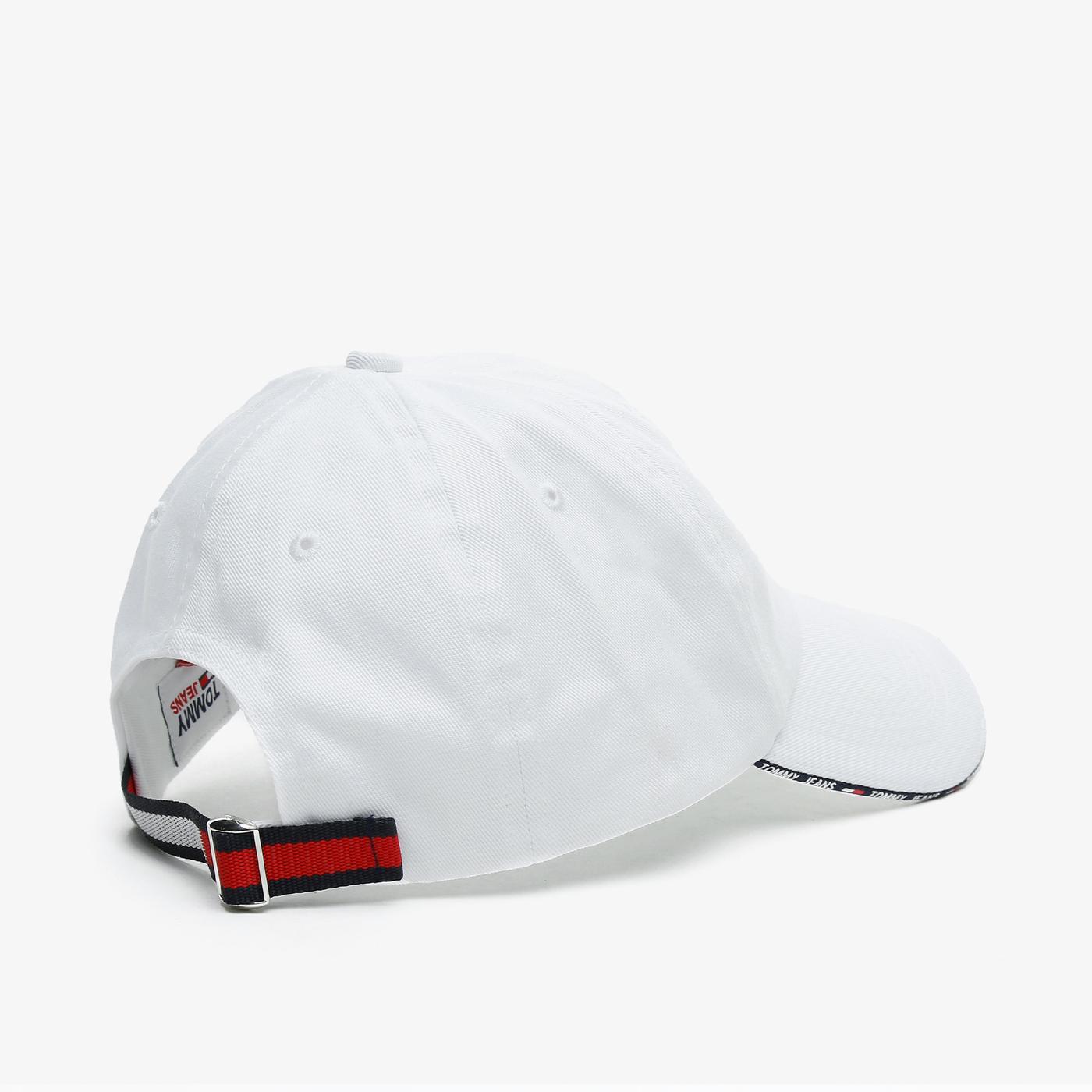 Tommy Hilfiger TJW Sport Kadın Beyaz Şapka
