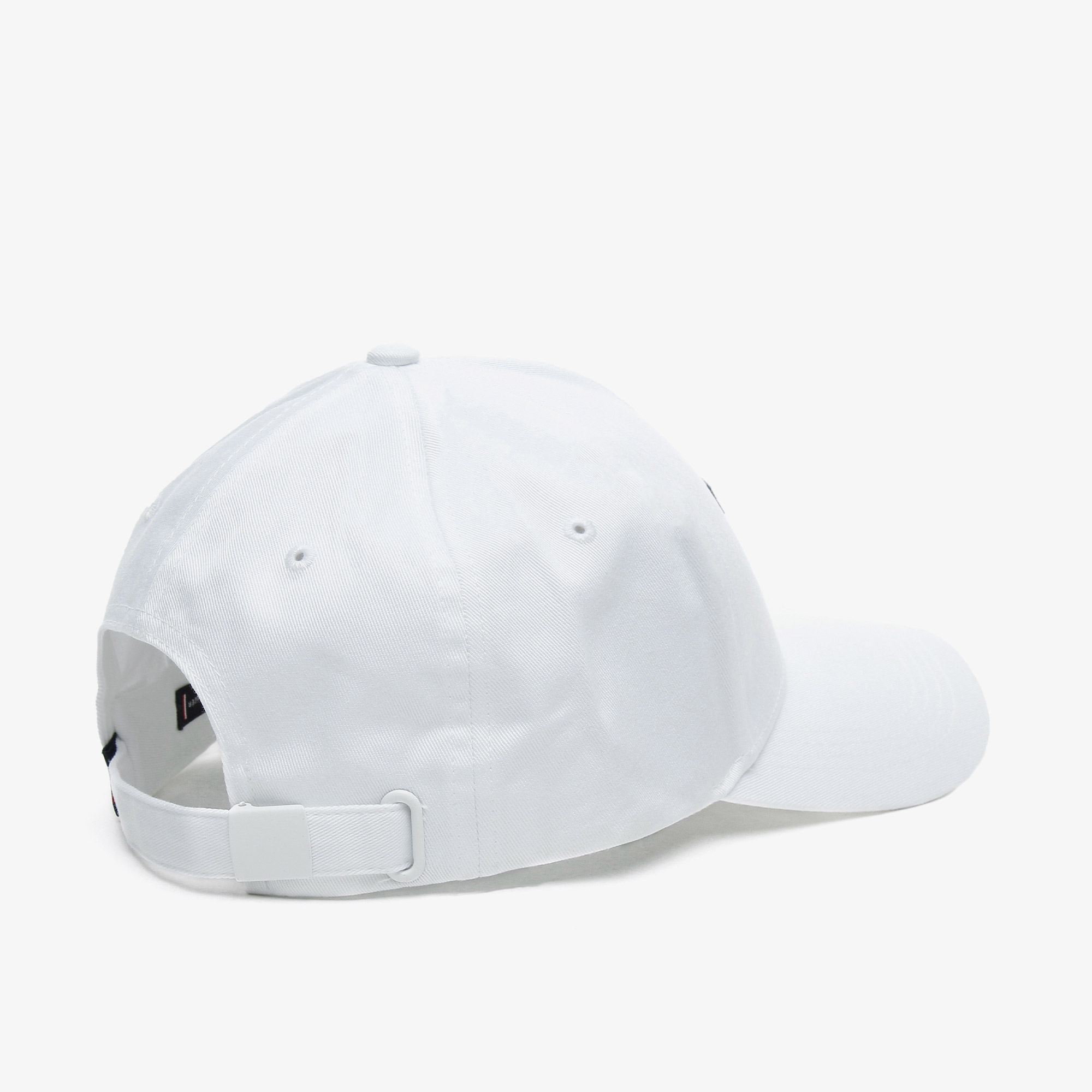 Tommy Hilfiger IM Big Flag Erkek Beyaz Şapka