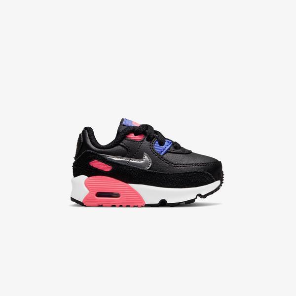 Nike Air Max 90 Çocuk Siyah Sneaker